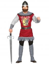 Kostume ridder prins til voksne