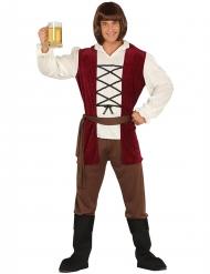 Kostume middelalder kromand til mænd