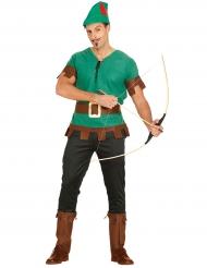 Kostume skovens bandit til mænd
