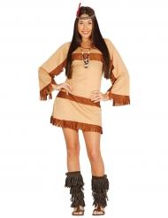 Kostume indianer af Grand Canyon til kvinder