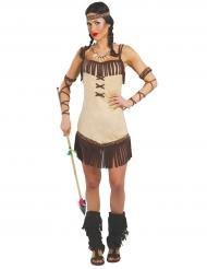Kostume miwok indiander til kvinder