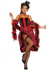 Kostume fransk cancan danserinde til kvinder