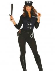 Kostume sexet SWAT til kvinder