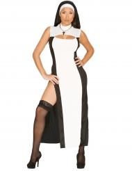 Kostume sexet religiøs kvinde