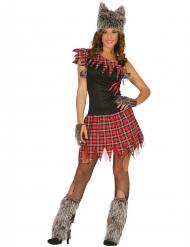 Kostume skole ulv til kvinder
