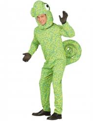 Kostume kamæleon til voksne