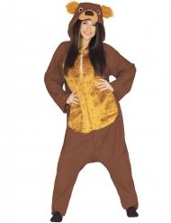 Kostume bjørn til voksne