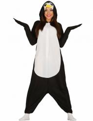 Kostume pingvin dragt til voksne