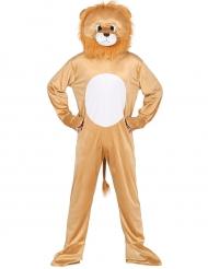 Kostume maskot løve til voksne