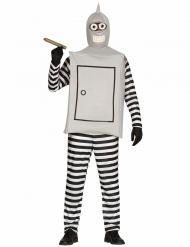 Kostume robot til voksne