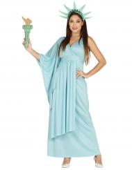 Kostume frihedsgudinden til kvinder