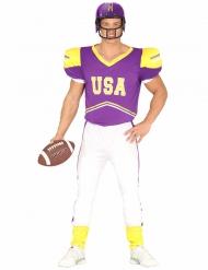 Kostume amerikansk football til voksne