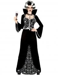 Barok vampyrkostume til kvinder - Halloween