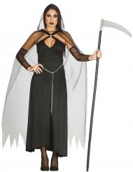 Kostume døden sexet i sort