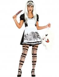 Kostume drømme prinsessen gotisk