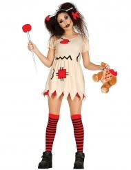 Kostume woodoo dukke til voksne