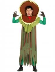 Kostume kødædende plante