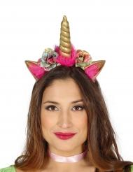 Unicorn hårbøjle til voksne