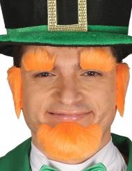 Tilbehørs kit orange til voksne St Patrick