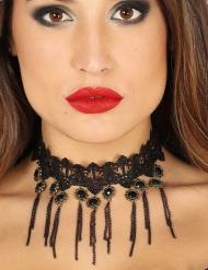 Gotisk halskæde til kvinder