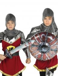 Oppusteligt sværd og skjold til børn