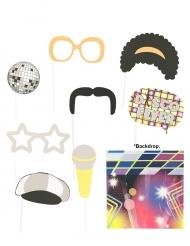 Disco photobooth 9 dele