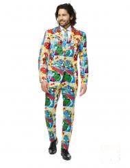 Mr. Marvel comics jakkesæt til mænd - Opposuits™