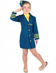 Kostume stewardesse til piger