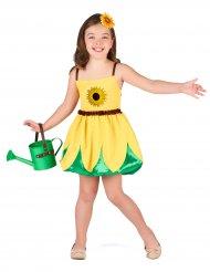 Kostume Solsikke til piger
