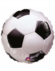 Aluminium ballon fodbold 45 cm