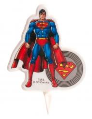 Fødselsdagslys Superman™ 7.5 cm