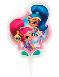 Shimmer and Shine™ stearinlys 7 cm