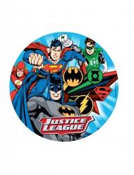 Kagedekoration Justice League™ vilkårlig 20 cm