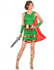 Kostume romersk soldat til kvinder