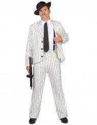 Kostume gangster hvid til mænd