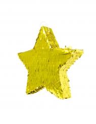 Piñata stjerne guld