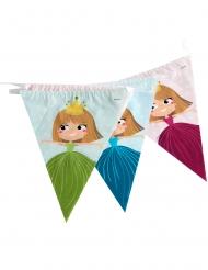Guirlande faner prinsesse 270 cm