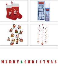 Dekorations pakke til hjemmet jul