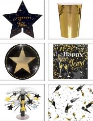 Dekorations pakke til nytår