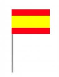 Papirflag Spanien 14 x 21 cm
