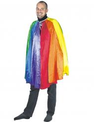Kappe i regnbuens farver til voksne