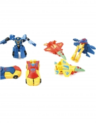Pinata tilbehør lille robot 8 cm