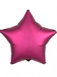 Ballon aluminium stjerne 45 cm