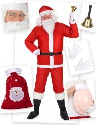 Kostume pakke Julemand klassisk