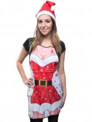 Sjove juleforklæde til kvinder