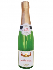 Champagne Flaske Oppustelig 76 cm
