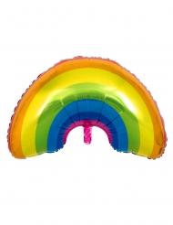 Ballon regnbue 91 cm