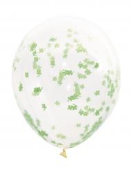 5 Balloner med konfetti