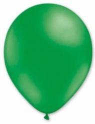 Mørkegrønne balloner