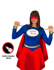 Kostume personlig superhelt